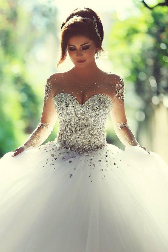 abito da sposa 2017 pizzo