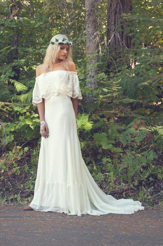 abiti da sposa 2017 vintage