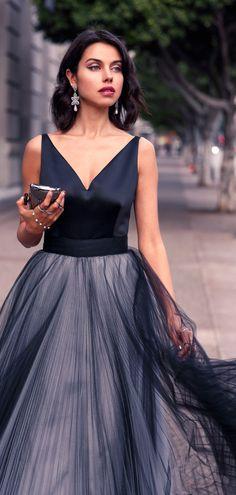 abiti da sposa nero 2017