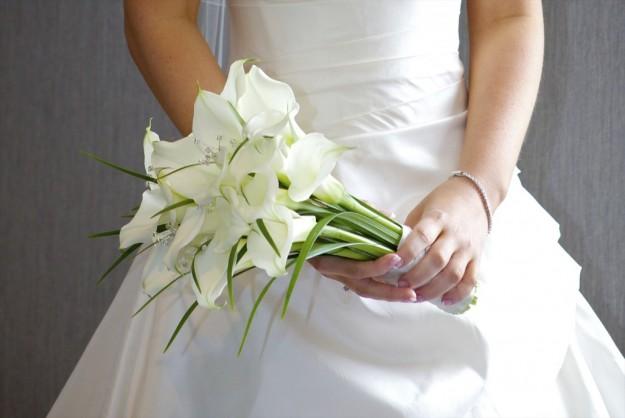 bouquet sposa calle