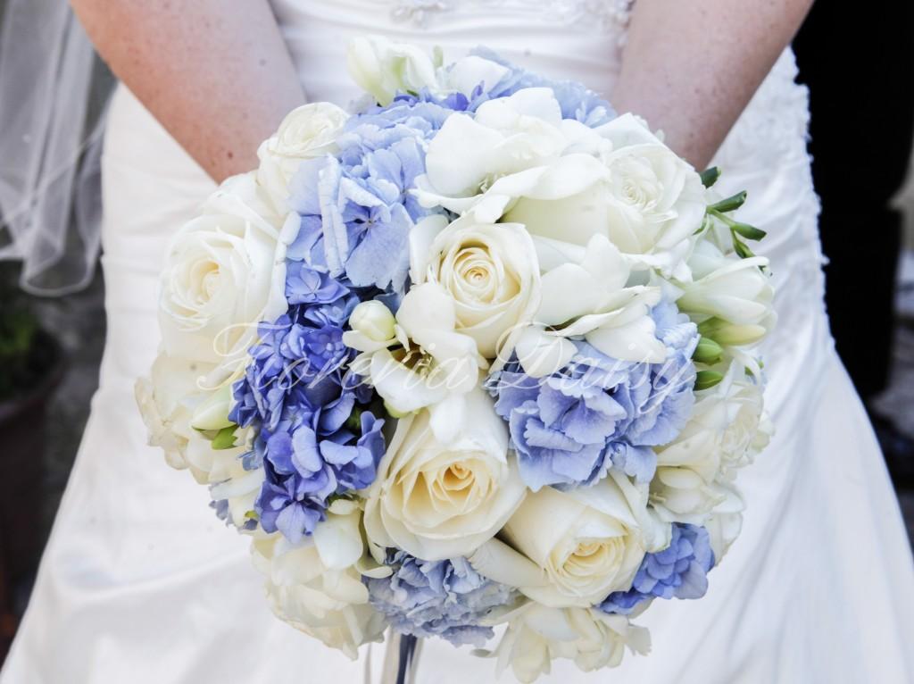 bouquet sposa ortensie foto idee
