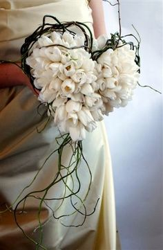 bouquet sposa forma dic uore