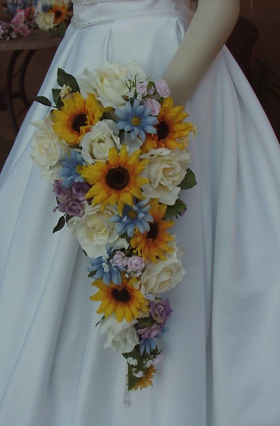bouquet sposa originale