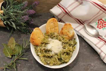 ricetta zuppa di verdura della nonna