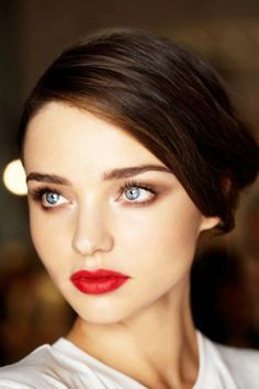 trucco sposa 2017 occhi azzurri foto