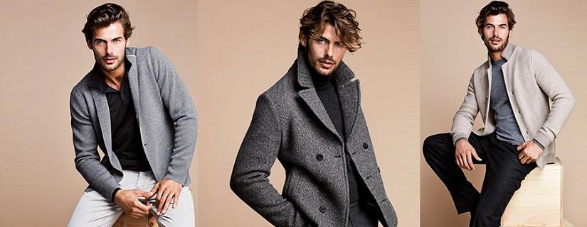 """La moda uomo Autunno inverno è sicuramente meno formale e ingessata. Giacche strutturate ma morbide, fino alla """"giacca camicia"""", costruita come una giacca ma leggera come una camicia. Molto particolari le creazioni di Altea, un brand che amo molto e ."""