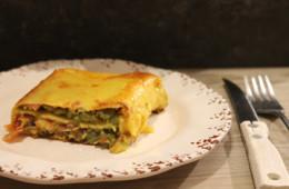 ricetta lasagne asparagi zafferano e speck