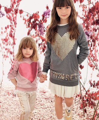 online store 863af 87a5a Twin Set Girl 2017 catalogo: collezione bimba primavera ...
