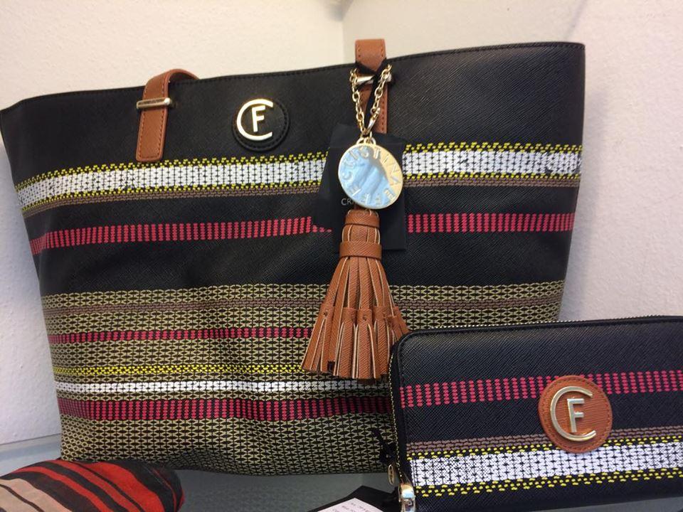 Cristinaeffe 2017 collezione  catalogo abbigliamento e borse ... 2adc596f527