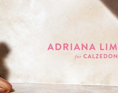 Adriana Lima calzedonia costumi 2016