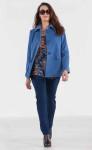 luisa viola 2017 cappotto blu