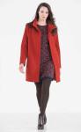 luisa viola 2017 cappotto rosso