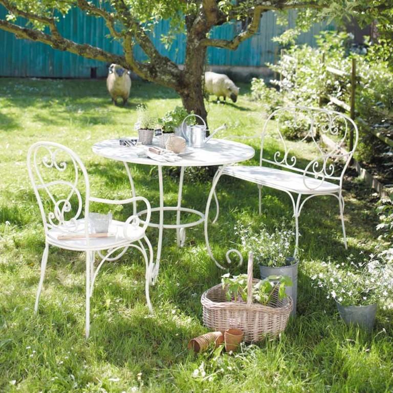 Maison du monde outdoor 2016: catalogo mobili da giardino ...