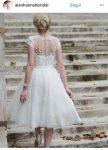 vestiti sposa 2018 vintage
