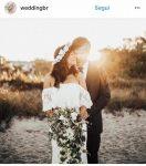 vestiti sposa 2018 hippie