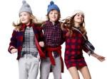Benetton bambini 2016 2017 tartan