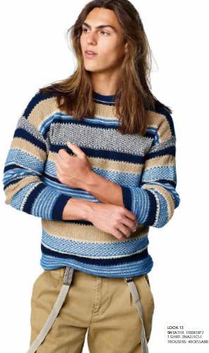 benetton 2017 uomo catalogo maglioni