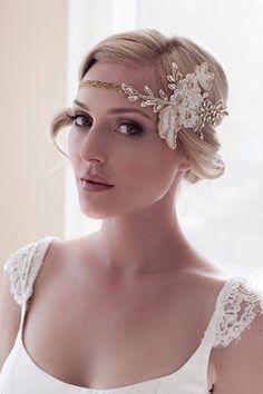 Accessori capelli sposa capelli corti – Tagli di capelli popolari in ... 7402693cbb33