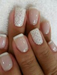 Manicure sposa 2017 french