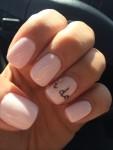 Manicure sposa 2017 nail art originale