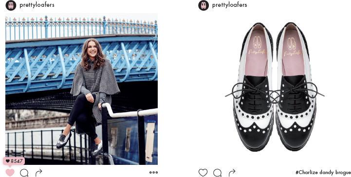 pretty loafer 2016 2017