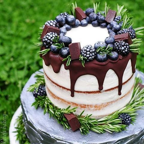 Naked Cake: torte matrimonio senza pasta di zucchero FOTO ricette ...