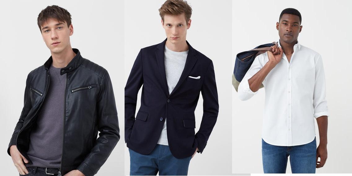 e052e54424df Mango uomo 2017 catalogo abbigliamento e prezzi