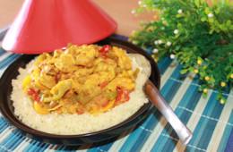 ricetta-tajine-di-pollo-con-verdure-spezie-e-couscous