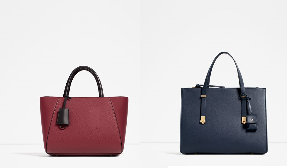 b1e0fd81b5 Zara Bag Shopping Smodatamente Borse 2017 dHvcqUwnp