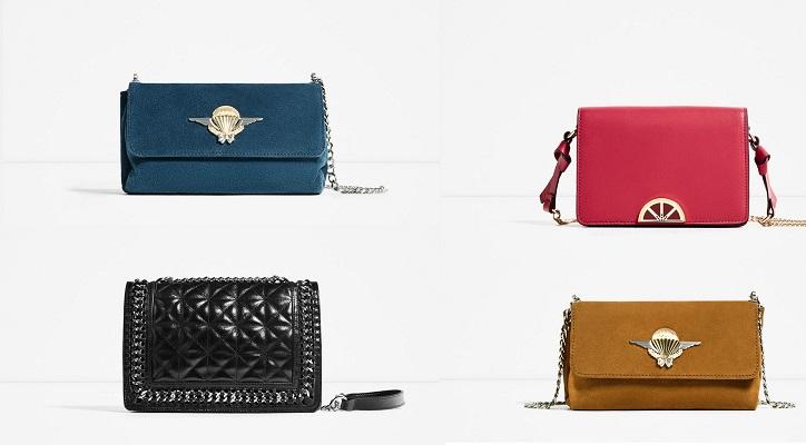 Borse Zara 2017 collezione  catalogo primavera estate  120659e9141