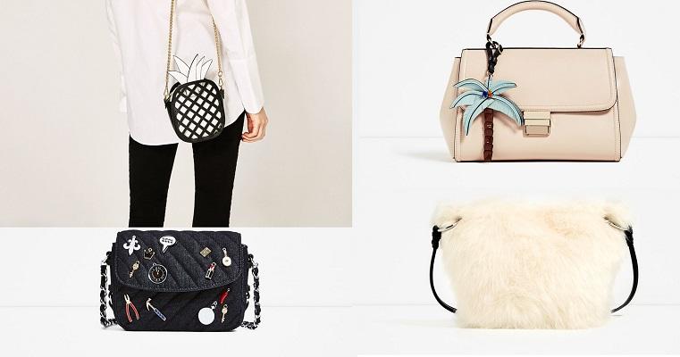 Borse A Mano Zara : Borse zara collezione catalogo primavera estate