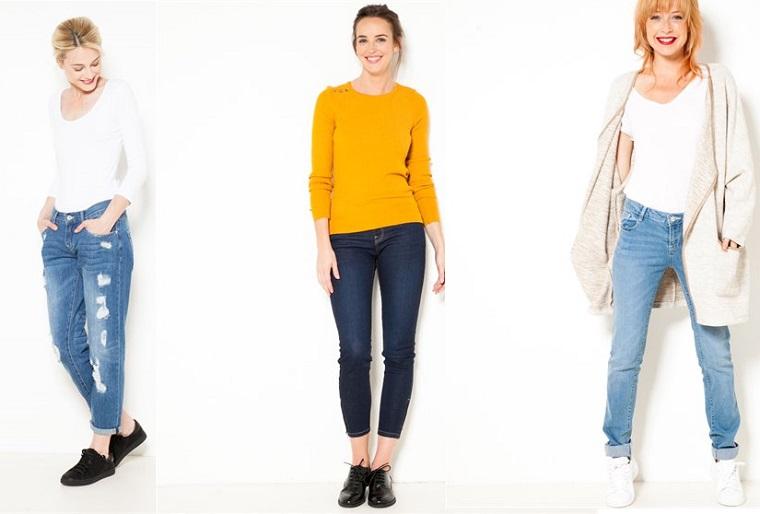 Camaieu 2017 catalogo jeans