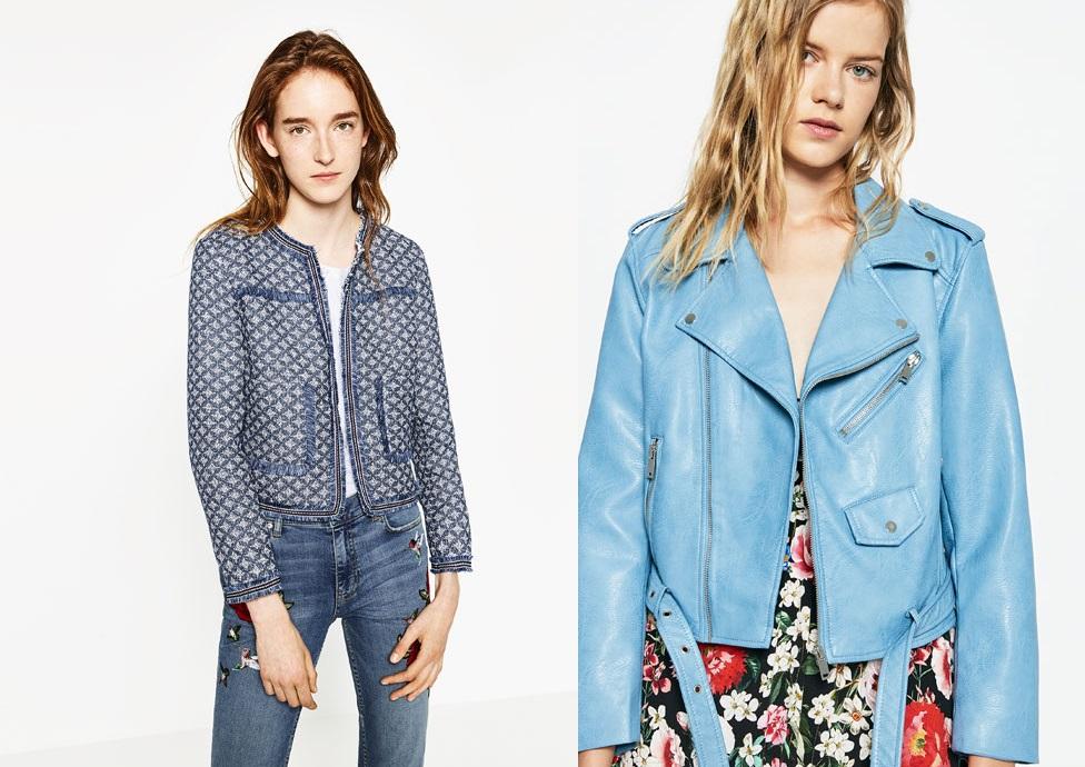 Zara 2017 catalogo abbigliamento: collezione primavera