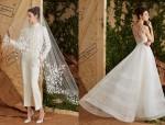 Carolina Herrera sposa 2017
