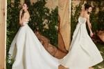 Carolina Herrera sposa 2017 strascico