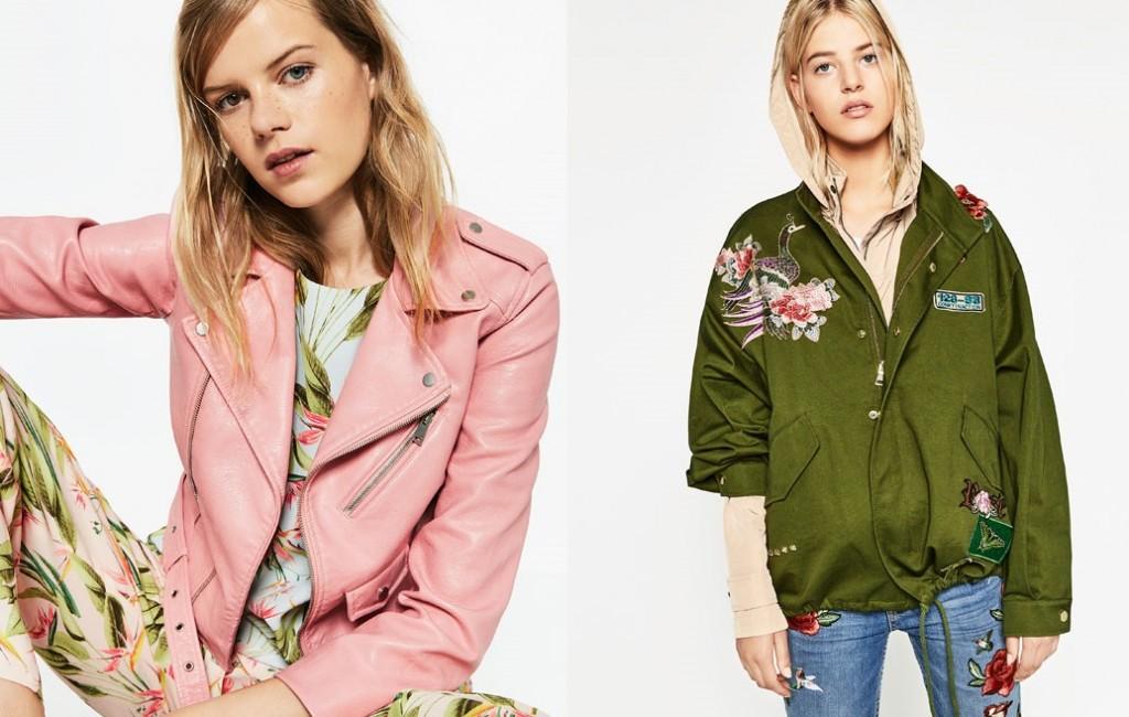Zara Abbigliamento Nuova Collezione ~ Zara catalogo abbigliamento collezione  primavera 098f15afe44