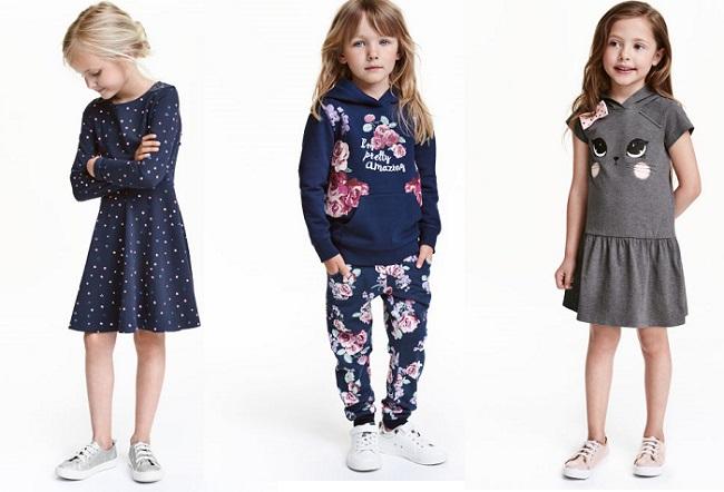 686545bb08 H&M bambini 2016 2017 catalogo: collezione abbigliamento H&M kids ...