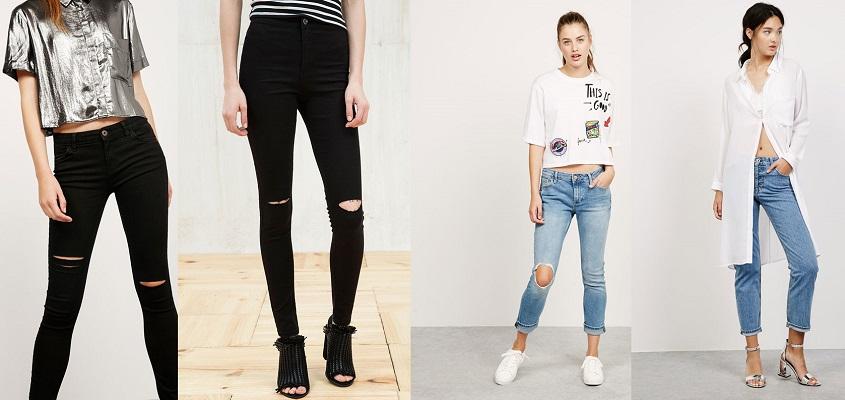 jeans bershka 2017 catalogo