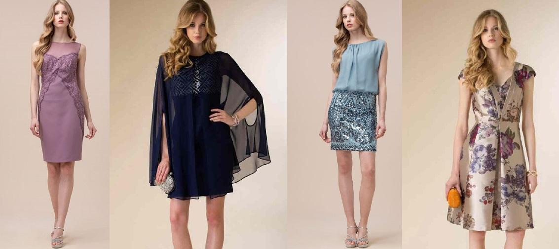 3f03b7d51410 Vestiti da cerimonia corti luisa spagnoli – Abiti alla moda