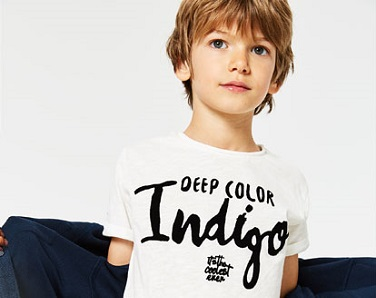 Zara Kids 2017 catalogo
