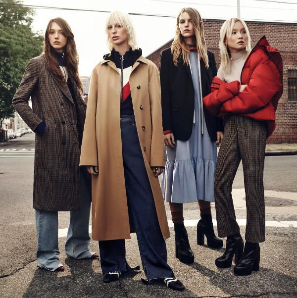 buy online a08f9 d0fbb Zara 2017 catalogo abbigliamento: collezione primavera ...