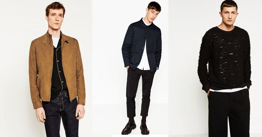 Zara uomo 2017 catalogo: collezione primavera estate