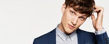 Zara uomo 2017 catalogo
