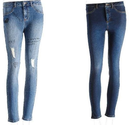 Calzedonia 2017 catalogo jeans