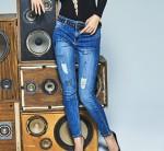Catalogo Calzedonia 2017 jeans