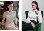 nara camicie 2017 catalogo pizzo elegante