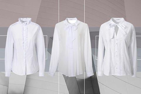 nara camicie bianche catalogo