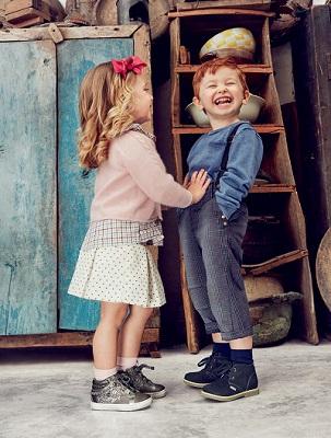 Nero Giardini 2017 junior scarpe bambino