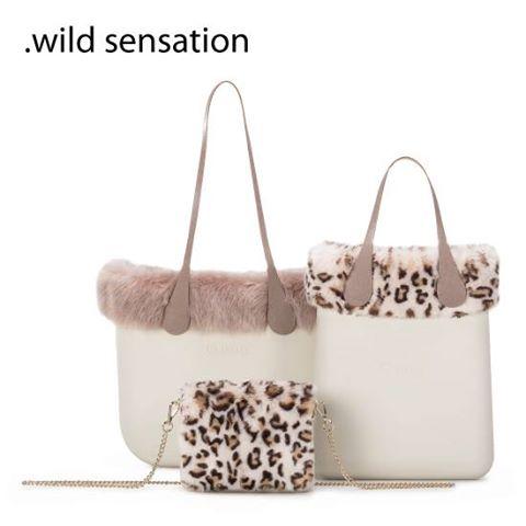 o bag wild collezione 2017