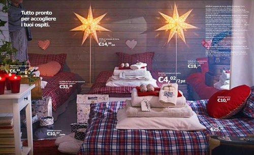 Tendenze decorazioni natale 2016 come addobbare casa - Ikea addobbi natalizi ...